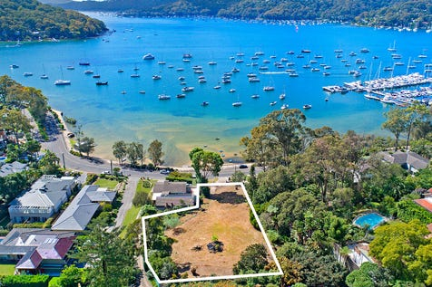 2129 Pittwater Road, Church Point, 2105, Northern Beaches - Residential Land / Prime development site with stunning Pittwater view / P.O.A