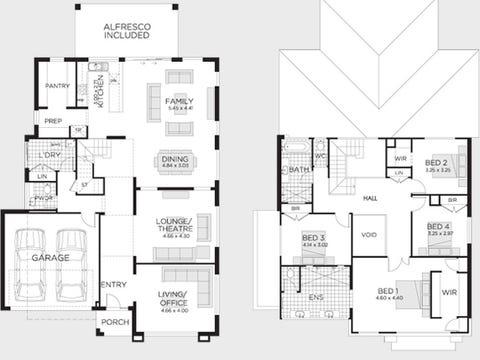 Chifley 37 MKII (Metro Facade) - floorplan