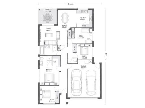 Solomon 18 - floorplan