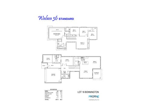 Vogue 36 - floorplan