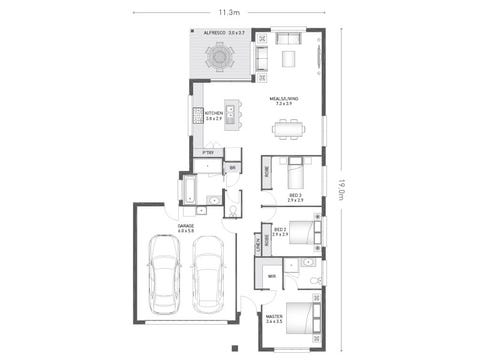 Attwood 19 - floorplan