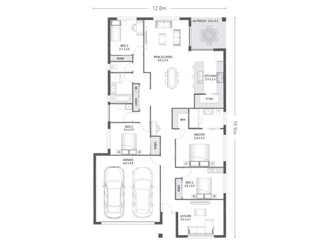 Midland 23 - floorplan