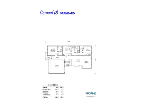 Conrad 18 - floorplan