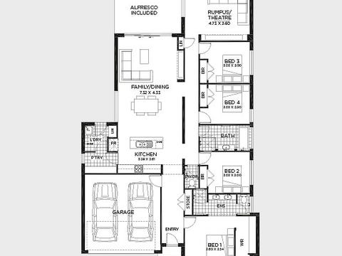Grace 24 (Heritage Facade) - floorplan