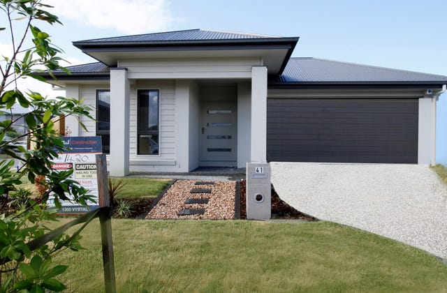 Brand New Family Home In Newport