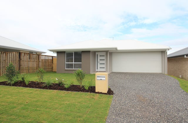 Low Maintenance Lifestyle – Brand New Home