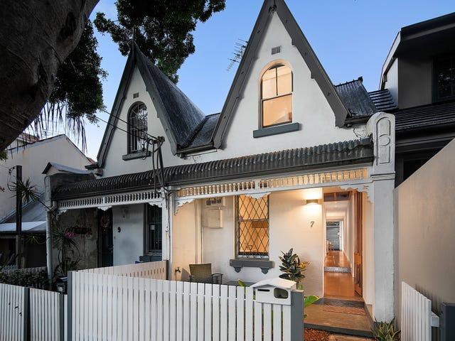 7 Colbourne Avenue, Glebe, NSW 2037