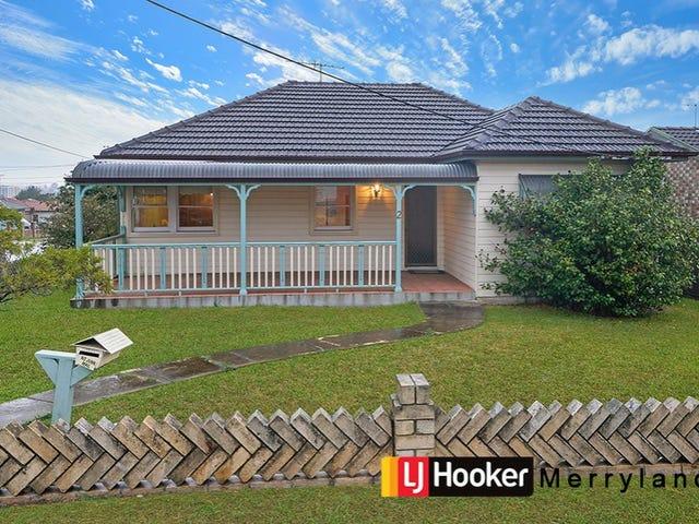 2 Hilltop Rd, Merrylands, NSW 2160