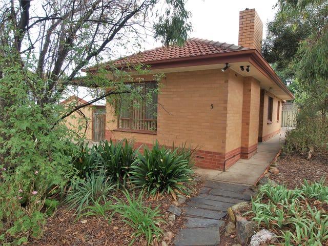 5 Colline Street, Tea Tree Gully, SA 5091