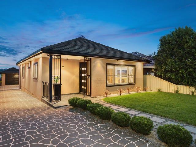 43 Sphinx Avenue, Revesby, NSW 2212