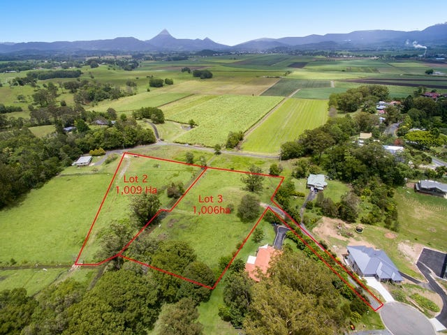 Lot 2 Hindmarsh Road & Lot 3 Gumtree Court, Nunderi, NSW 2484
