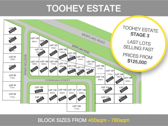 Toohey Estate Wangoom Road, Warrnambool, Vic 3280