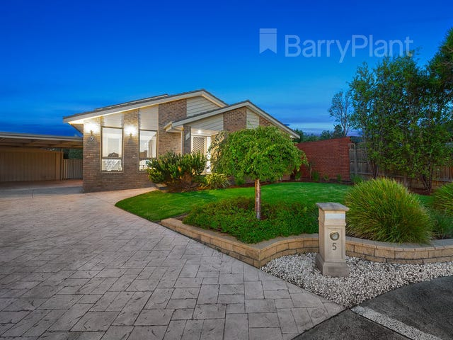 5 Dubin Court, Wantirna South, Vic 3152