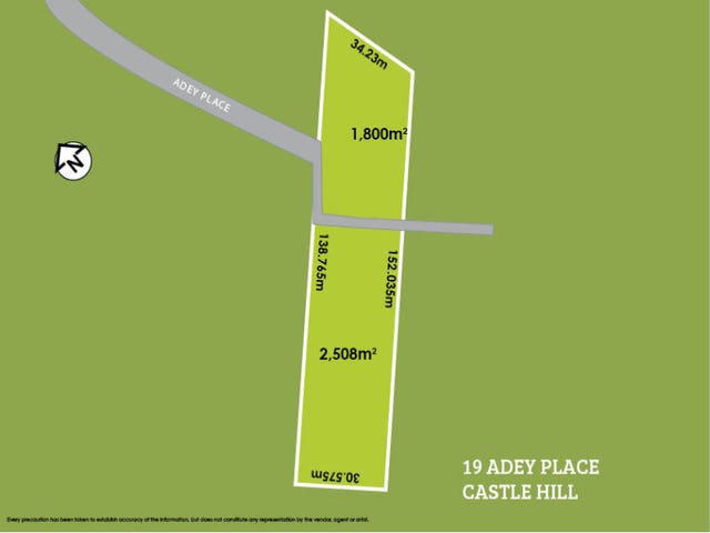 19 Adey Place, Castle Hill, NSW 2154