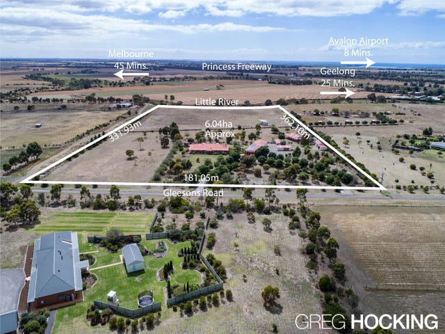 100 -140 Gleesons Road, Little River, Vic 3211