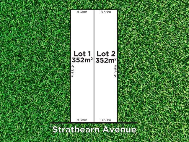 Lot 1 & 2, 35 Strathearn Avenue, Rostrevor, SA 5073