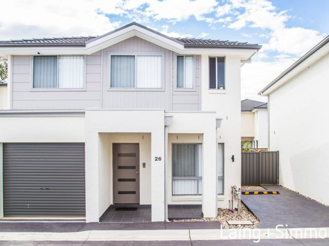 26/30 Australis Drive, Ropes Crossing, NSW 2760