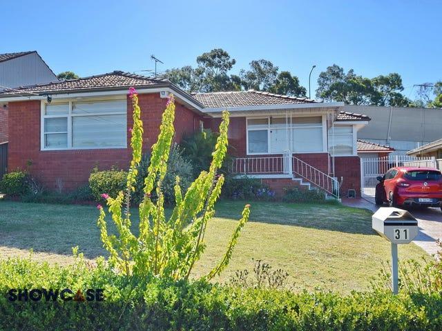 31 Austin Cres, Constitution Hill, NSW 2145