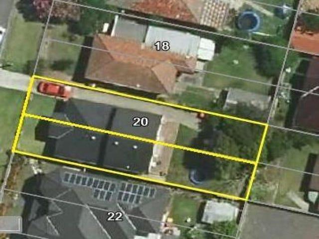 20 Villiers Street, Merrylands, NSW 2160