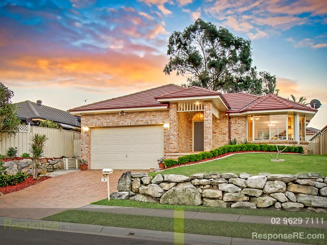 3 Honeyeater Terrace, Glenwood, NSW 2768