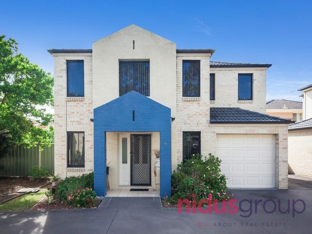 6/31 Blenheim Avenue, Rooty Hill, NSW 2766