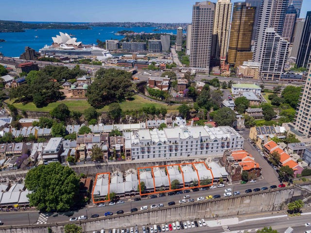 38-40A & 50-68A High Street, Millers Point, NSW 2000
