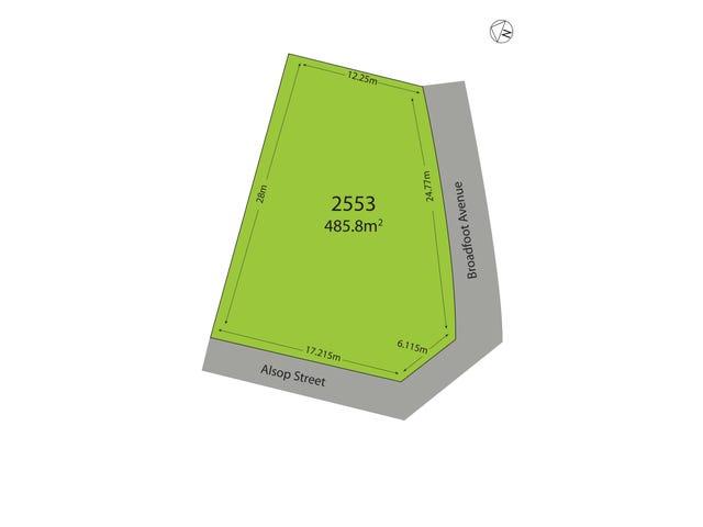 2 (Lot 2553) Aslop Street, Marsden Park, NSW 2765