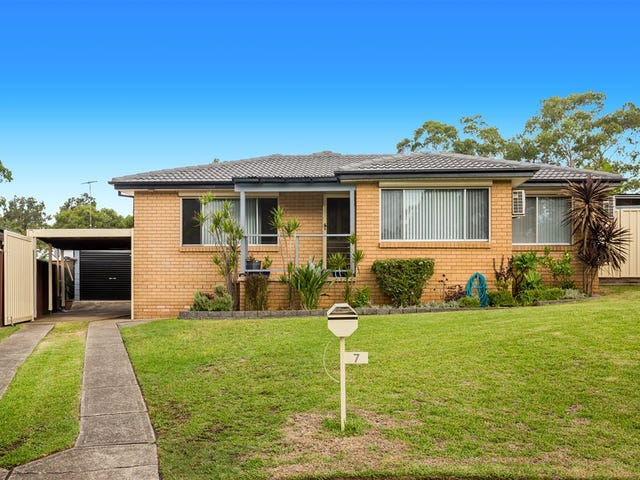 7 Marx Place, Quakers Hill, NSW 2763