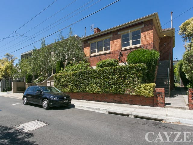 2/14 Ross Street, Toorak, Vic 3142