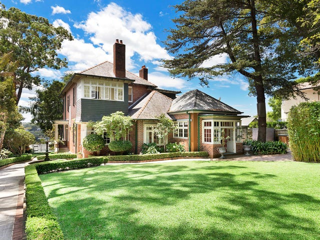 52 Woolwich Road, Hunters Hill, NSW 2110