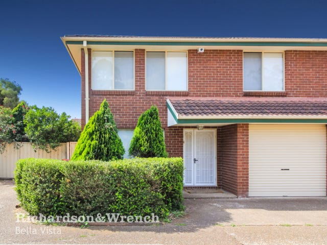 3/22 Hillcrest, Quakers Hill, NSW 2763