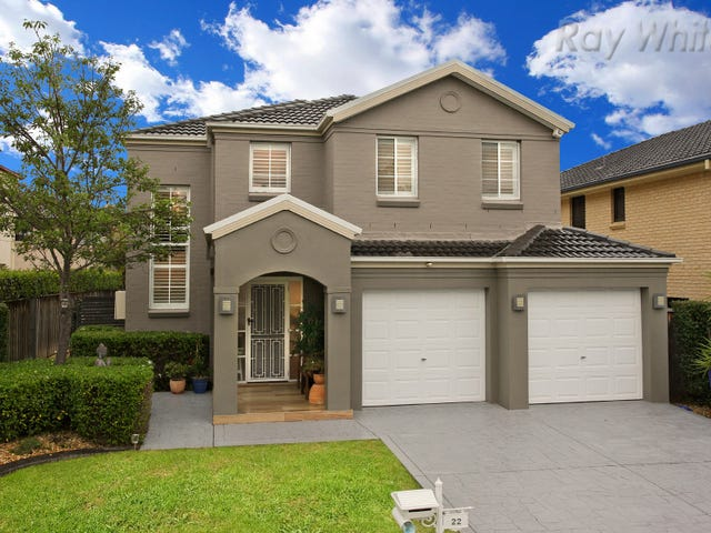 22 Morgan Place, Beaumont Hills, NSW 2155