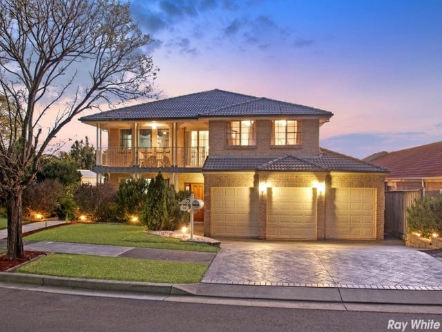 60 Sanctuary Drive, Beaumont Hills, NSW 2155