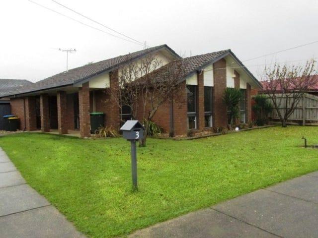3 Nantilla Crescent,, Werribee, Vic 3030
