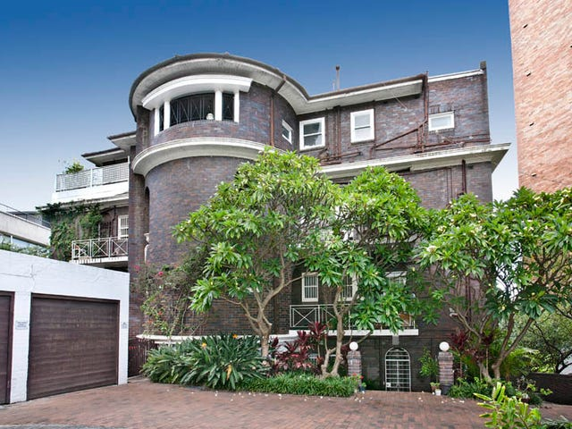 Rushcutters Bay, address available on request