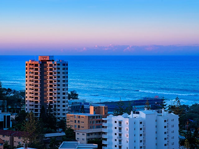 1801/22 Surf Parade, Broadbeach, Qld 4218