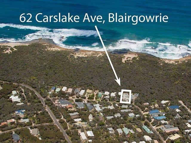 62 Carslake Avenue, Blairgowrie, Vic 3942