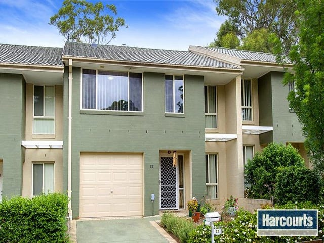 22 Treetop Circuit, Quakers Hill, NSW 2763