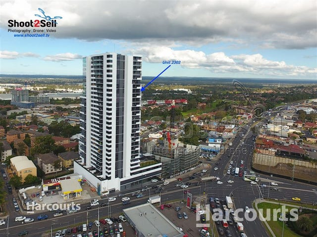2302/420 Macquarie Street, Liverpool, NSW 2170
