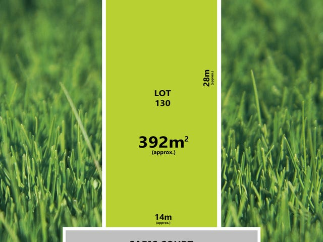 Lot 130, Saric Court, Fraser Rise, Vic 3336