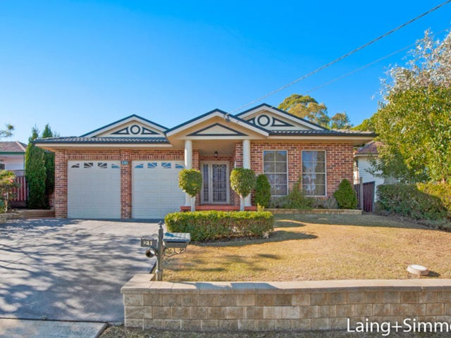 21 Birtles Avenue, Pendle Hill, NSW 2145