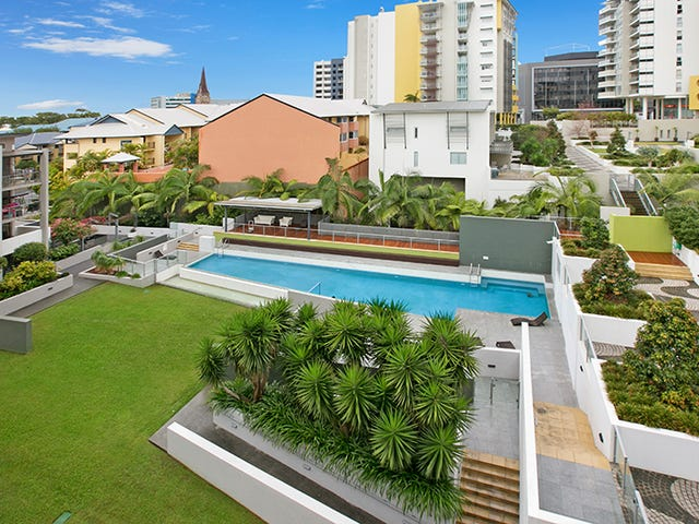 Fully Furnished 1Bed/51 Hope Street, Spring Hill, Qld 4000