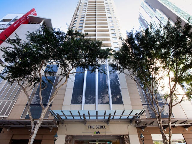 1808/95 Charlotte Street, Brisbane City, Qld 4000