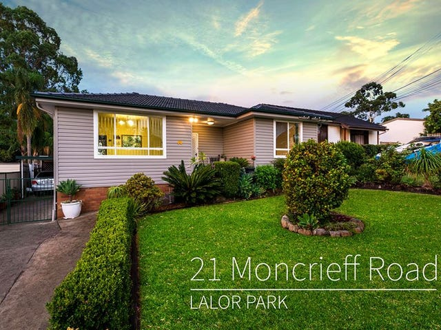 21 Moncrieff Road, Lalor Park, NSW 2147