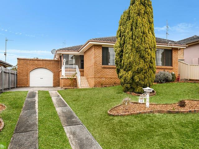 13 Kylie Place, Dapto, NSW 2530