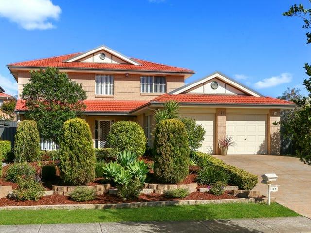 21 BIRCH DRIVE, Hamlyn Terrace, NSW 2259