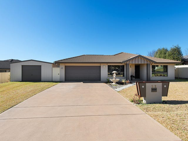 22 Hardy Crescent, Mudgee, NSW 2850