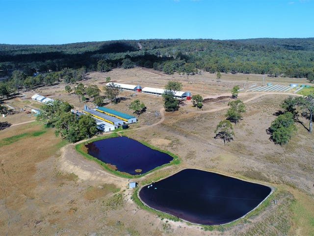 132 Pratten Hendon Road, Bony Mountain, Qld 4370