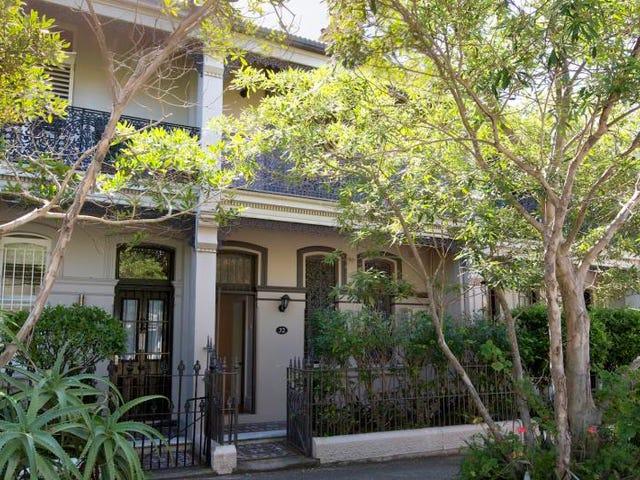 32 Hopetoun Street, Paddington, NSW 2021