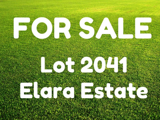 Lot 2041, Elara Estate, Marsden Park, NSW 2765